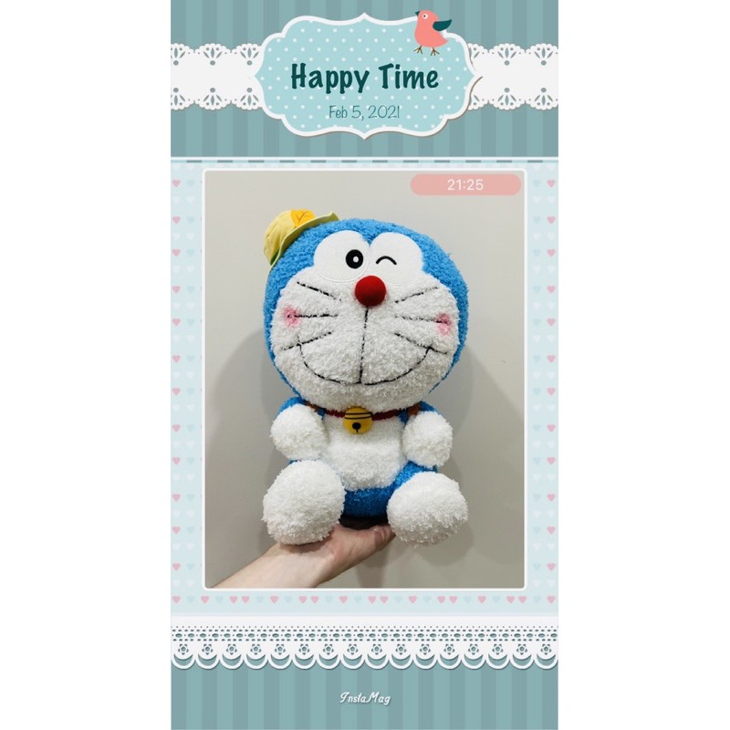 Gấu bông Doraemon chính hãng Nhật