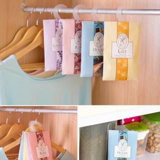 Túi thơm để tủ quần áo khử mùi thumbnail