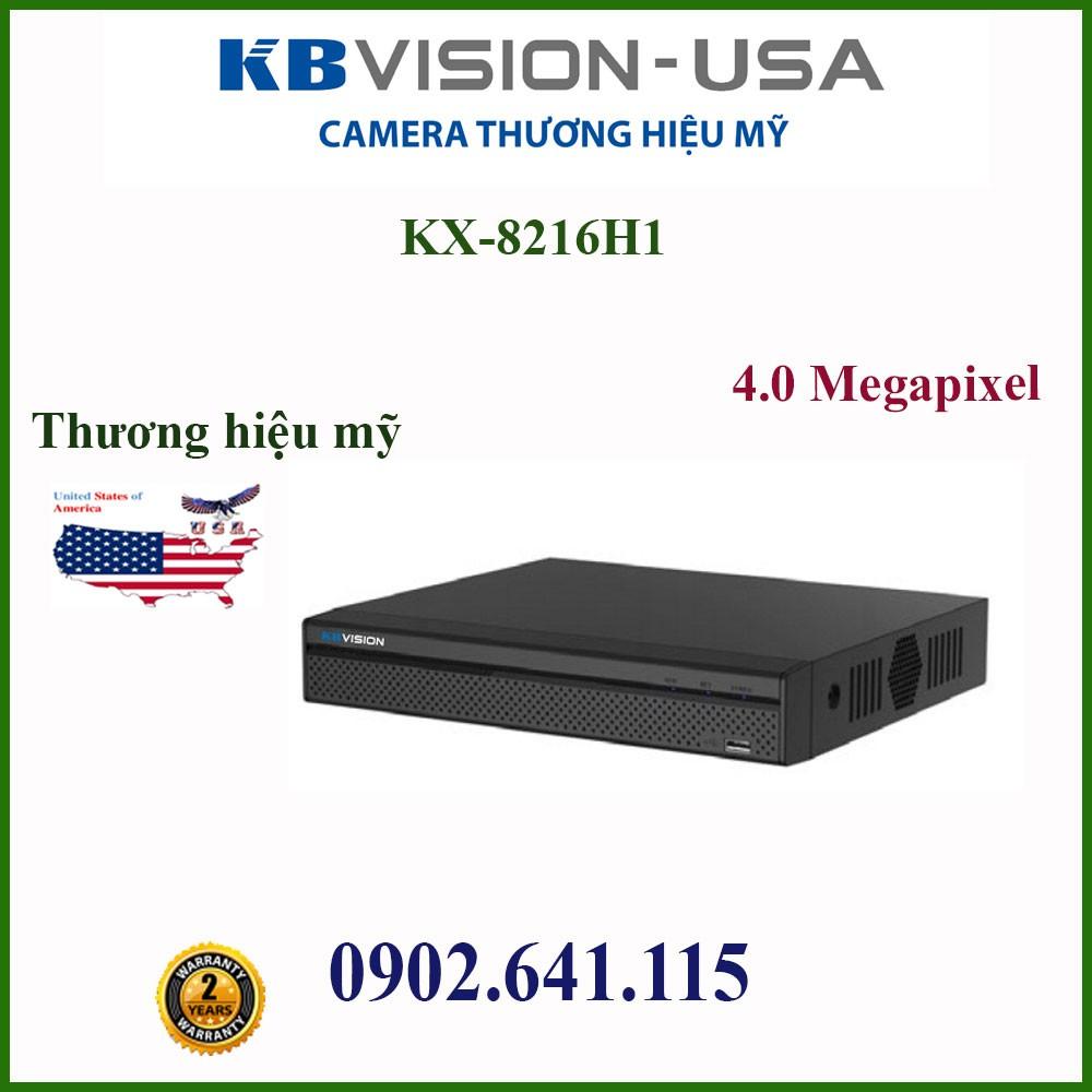 Đầu ghi hình 16 kênh 5 in 1 KBVISION KX-8216H1