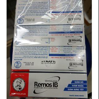 Remos IB gel – điều trị vết côn trùng cắn