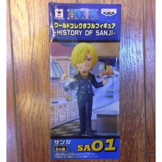 Mô hình One piece-wcf history of sanji