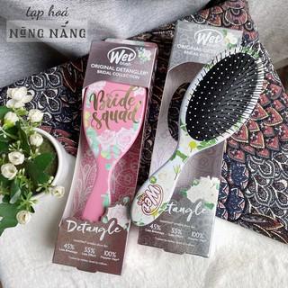 [Hàng sẵn] Lược Wet Brush dòng Original Hair Comes The Bride – chính hãng WETBRUSH