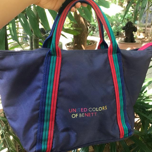 กระเป๋าถืองาน United Colors of Benetton