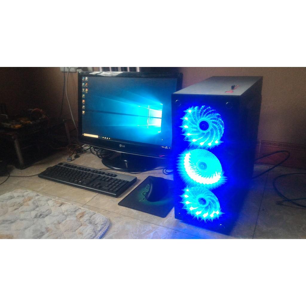 Bộ máy tính chơi game (B75 + i5-2400 + GTX 1050)