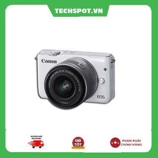 Máy ảnh Canon EOS M10 kit EF-M 15-45mm - Chính hãng