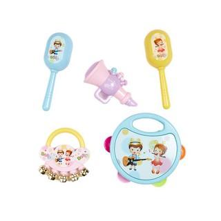 Bộ đồ chơi trống 5 món cho bé PTTY21 (mẫu mới)