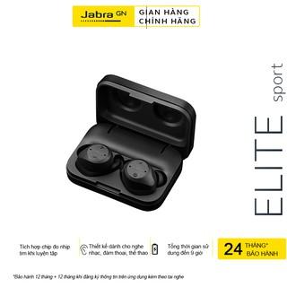 Tai Nghe Bluetooth Thể Thao JABRA Elite Sport - Hàng Chính Hãng