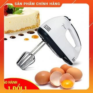 [FREESHIP] Máy Đánh Trứng Cầm Tay Mini Cao Cấp Với 7 Tốc Độ Cực Mạnh - Hoạt Động Êm Ái - Bmart