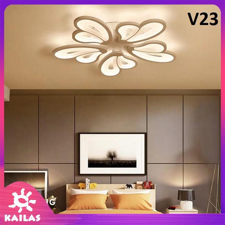 Đèn Ốp Trần Trang Trí Phòng Khách Hiện Đại - Đèn trần trang trí phòng khách, phòng ngủ LNT