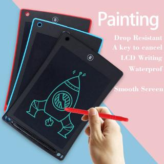 8.5 Inch Children LCD writing board drawing board learning blackboard graffiti drawing writing board