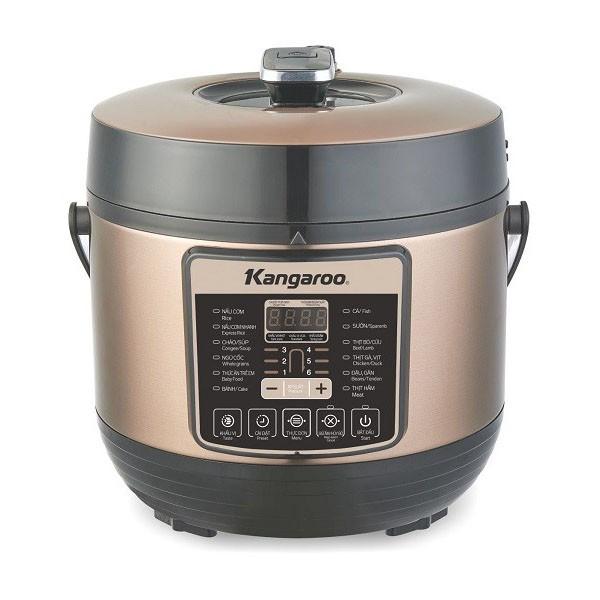 Nồi áp suất điện tử Kangaroo KG6P1 6L