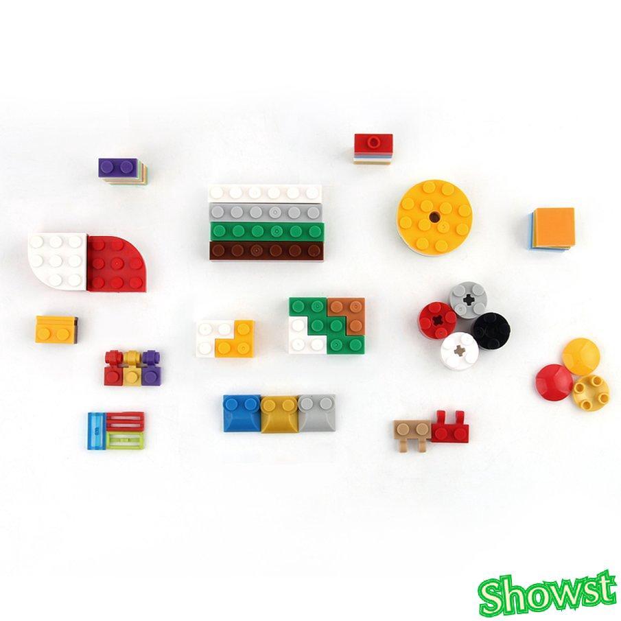 1000pcs Building Blocks DIY Assembling Bricks Early Education Toy for Kids3+