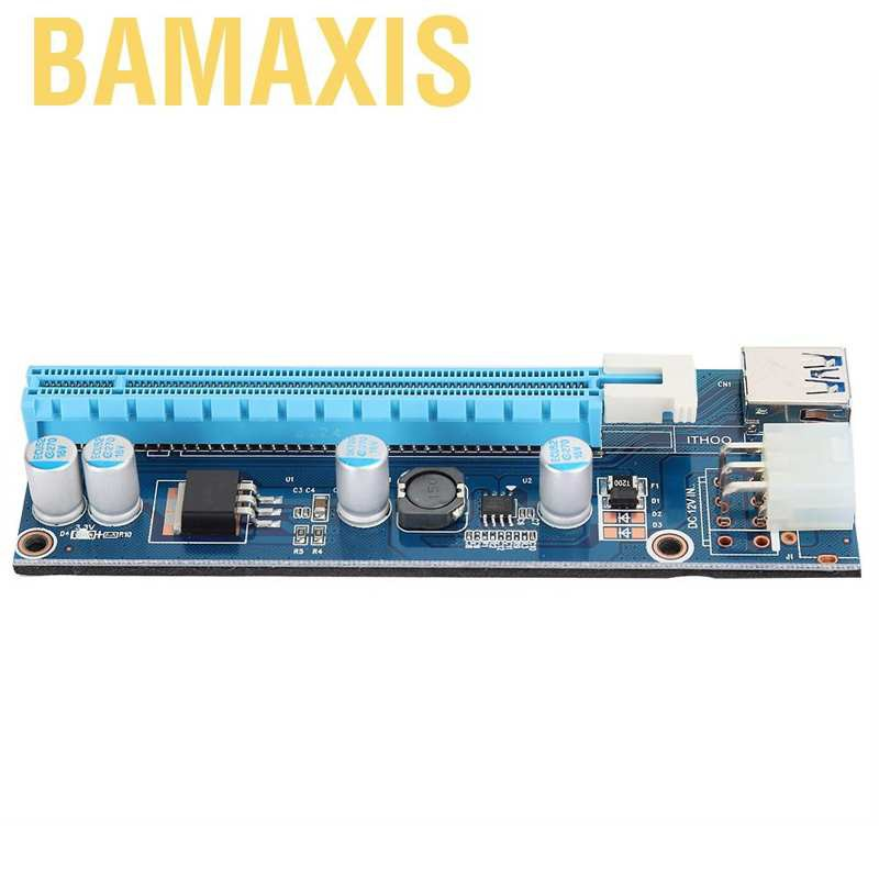 POWER Cáp Chuyển Đổi Bamaxis Pci-E 16x Với Sata Cho Card Video