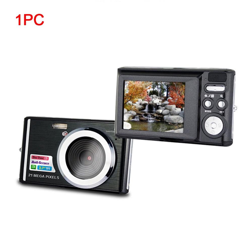 C4 Mini LCD Display Travel Anti Shake Ultra Thin Face Detection HD Zoom Digital Camera