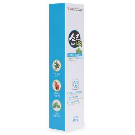 Kem Đánh Răng Sokeun Toothpaste Choice L(GS) Tuýp 190G nhập khẩu Hàn Quốc - 2522673 , 684809871 , 322_684809871 , 39000 , Kem-Danh-Rang-Sokeun-Toothpaste-Choice-LGS-Tuyp-190G-nhap-khau-Han-Quoc-322_684809871 , shopee.vn , Kem Đánh Răng Sokeun Toothpaste Choice L(GS) Tuýp 190G nhập khẩu Hàn Quốc