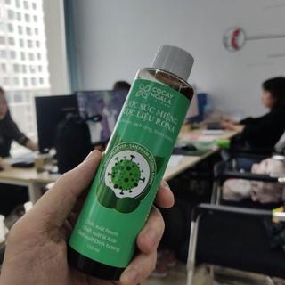 Nước súc miệng dược liệu RONA CoCayHoaLa 150ml trị hôi miệng, nhiệt miệng