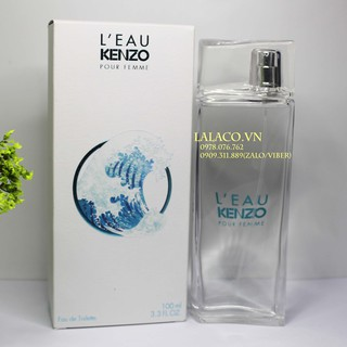 [ Mẫu mới ] Nước hoa Nữ L eau Kenzo EDT Pour Femme 100ml thumbnail