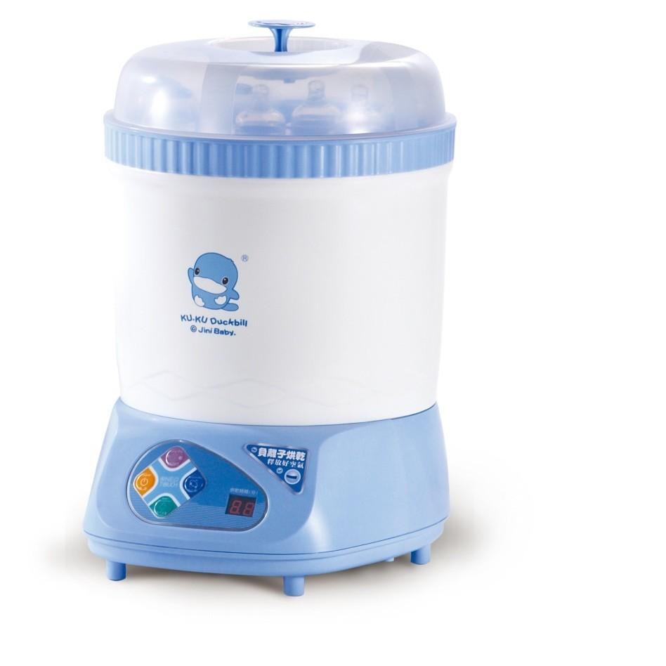 Máy tiệt trùng sấy khô bình sữa KuKu KU-9019