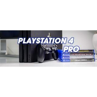 Máy game PS4 Pro chính hãng BH 2 năm thumbnail
