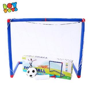 Bộ đồ chơi khung thành bóng đá mini cho bé thumbnail