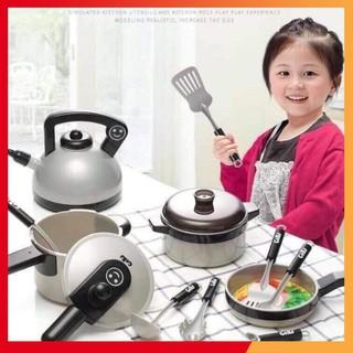 ( Hang Mới Về) Bộ Đồ Chơi Nấu Ăn Kitchen 36 Món Hot Nhất 2019 (Tổng kho gia dụng giá tốt)