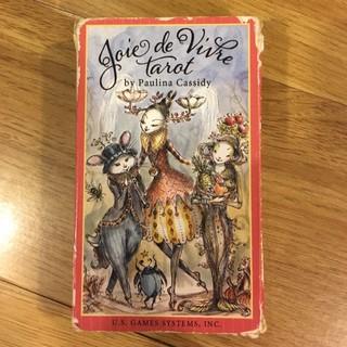 Bài Joie De Vivre Tarot. mã QD9443