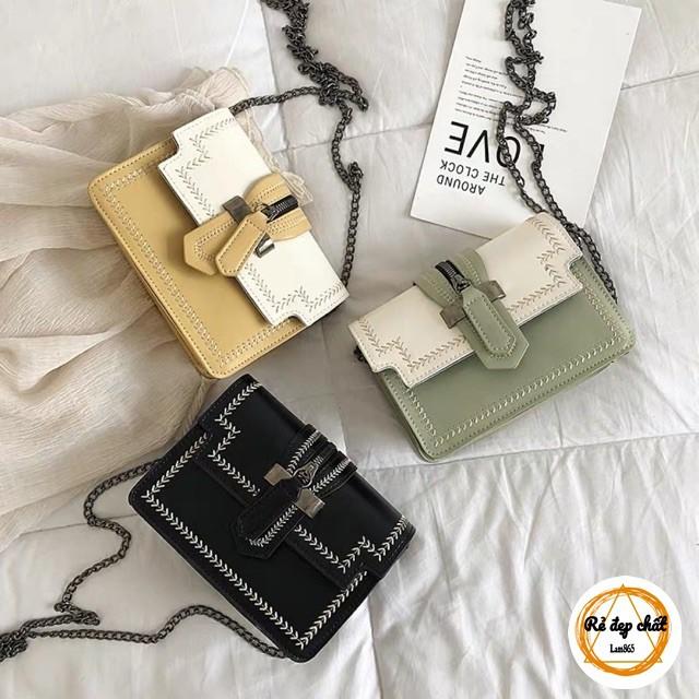 Túi xách đeo chéo Hàn Quốc nữ đẹp MIZA 886 DC56