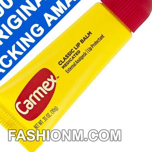 (hàng Mới Về) Son Dưỡng Môi Carmex Vị Carmex