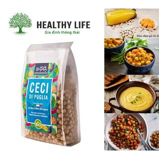 [GIA ĐÌNH KHỎE MẠNH] Hạt dinh dưỡng – Hạt đậu gà hữu cơ cung cấp vitamin tốt cho MẸ BẦU, MẸ CHO CON BÚ, trẻ ăn dặm