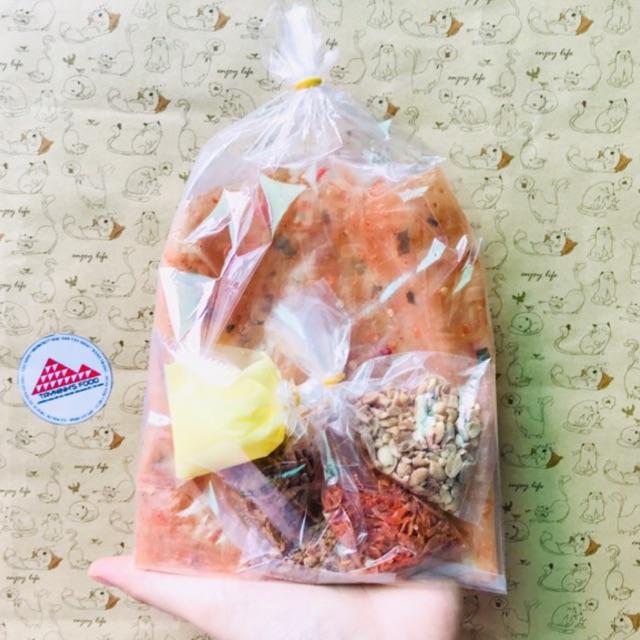 [Mã GRO2703 hoàn 12% xu đơn 250K] [Best seller] Combo 11 bịch bánh tráng bơ Tây Ninh