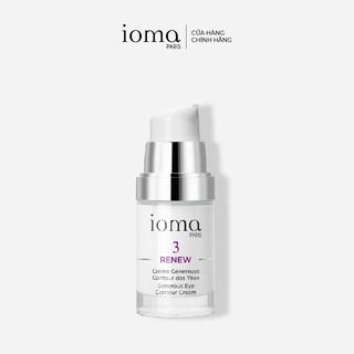 Kem dưỡng trẻ hóa viền mắt Ioma Paris Generous Eye Contour Cream 15ml thumbnail