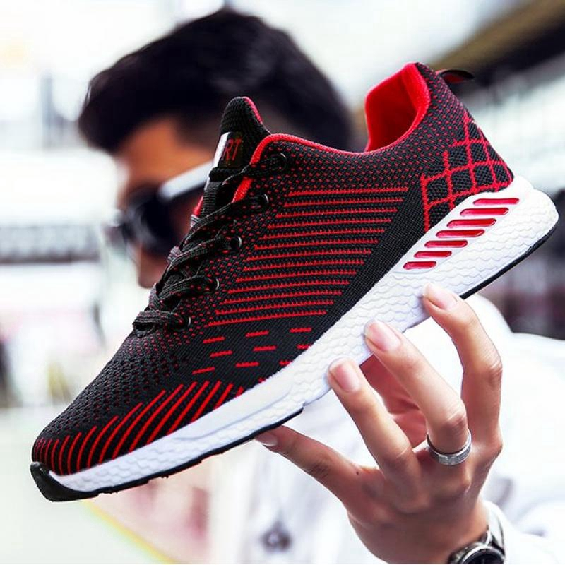 Menshoes Shoes Light Weight Running Comfortable Light Leisure Shoes