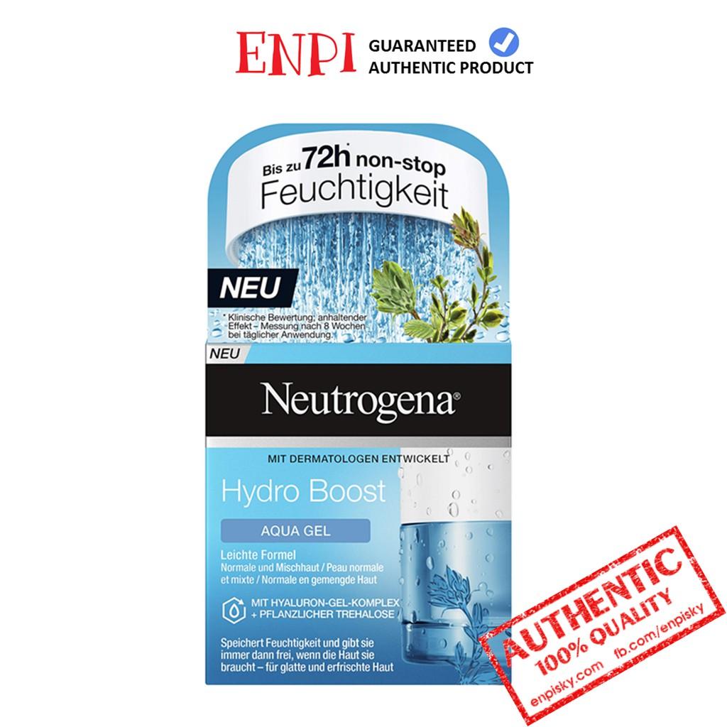 [BẢN PHÁP] Kem dưỡng ẩm Neutrogena Hydro Boost Aqua Gel