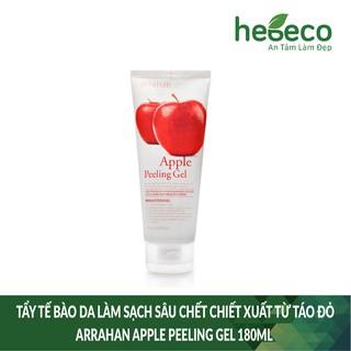 Tẩy tế bào da làm sạch sâu chết chiết xuất từ táo đỏ ARRAHAN APPLE PEELING GEL 180ml - Hàn Quốc Chính Hãng thumbnail