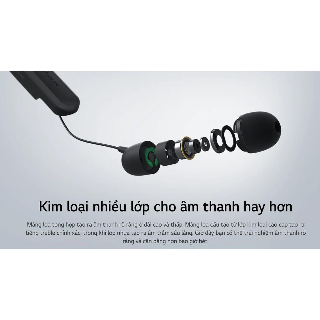 [Mã ELMS5 giảm 7% đơn 300K] Tai nghe không dây LG TONE Flex HBS-XL7 - 100% Hàng Chính Hãng