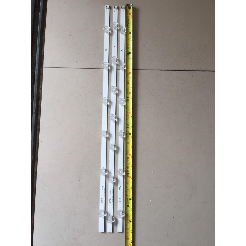 LED TIVI LG 32 LF550D/ LF581D CHÓA TRUNG 3V