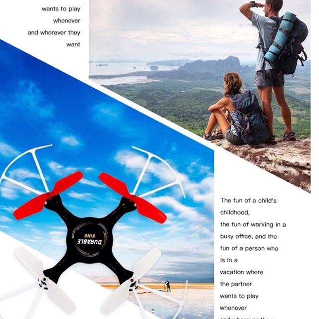 MÁY BAY ĐIỀU KHIỂN TỪ XA 4 CÁNH 360 ĐỘ DRONE 6