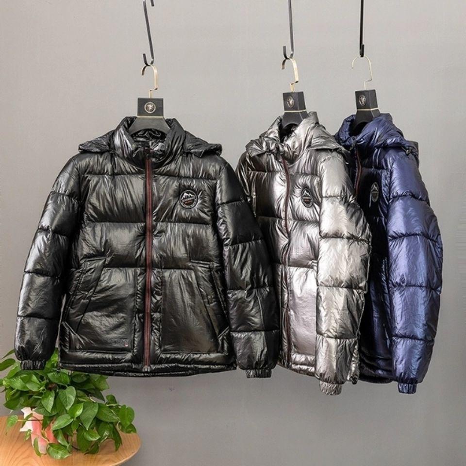 Áo Khoác Cotton Thời Trang Mùa Đông Cho Nam Giới