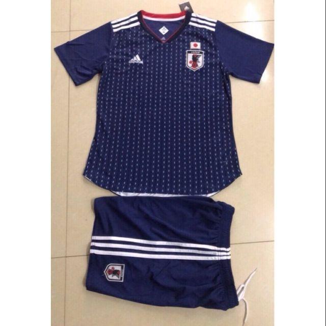 Bộ quần áo bóng đá tuyển Nhật Bản ( bộ quần áo thể thao )