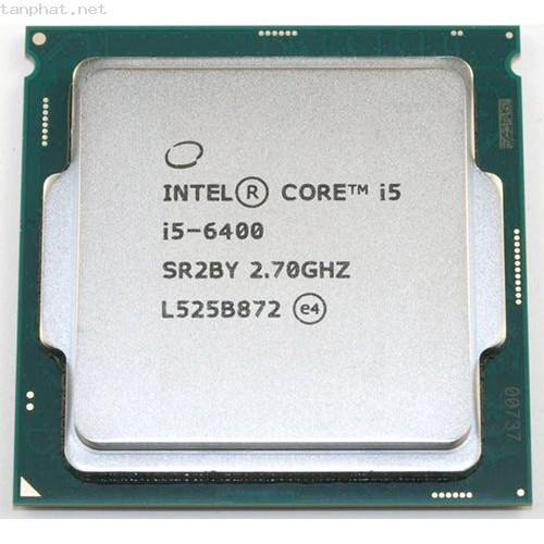 CPU i3 6100 i5 6400 i7 6700 Socket 1151 bảo hành 12 tháng tháo máy bộ như mới