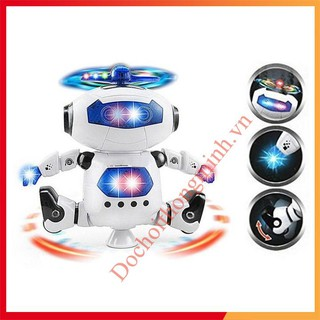 [HOT] Robot Xoay 360 Độ biết nhảy và hát US04019