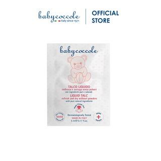 Phấn Rôm cho Bé Babycoccole 0M+ Dạng Nước Gói Du Lịch 5ml thumbnail