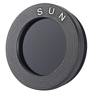 """31K Astronomical Telescope Accessories 0.965 """"/1.25"""" Black Sun Filters"""