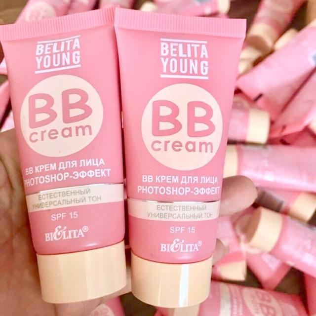 Kem nền Belita - BB Cream Belita young - 3596860 , 1148582853 , 322_1148582853 , 53000 , Kem-nen-Belita-BB-Cream-Belita-young-322_1148582853 , shopee.vn , Kem nền Belita - BB Cream Belita young