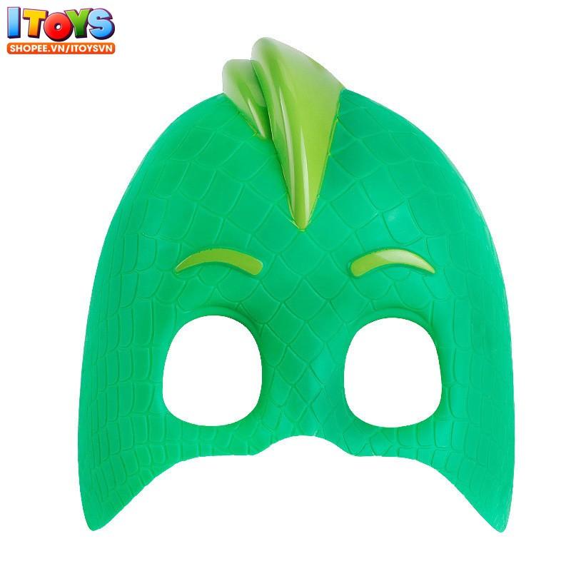 Mặt nạ hóa trang PJ Masks (X.Dương, X.Lá, Đỏ) - Đồ hóa trang, mặt nạ ITOYS - [ DVHT8 ]