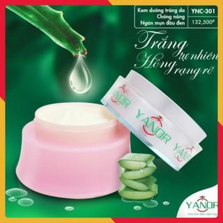Kem dưỡng trắng body an toàn FREESHIP kem dưỡng da cao cấp Yanor giúp nuôi dưỡng da mịn màng, trắng sáng mỗi ngày