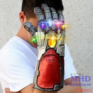 [MHĐ] Mô hình Figure Infinity Gauntlet – Găng tay vô cực Iron man có đèn hl_store
