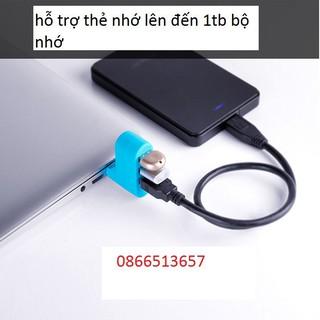 HUB chia cổng USB type C sang 3 cổng đa năng tiện dụng