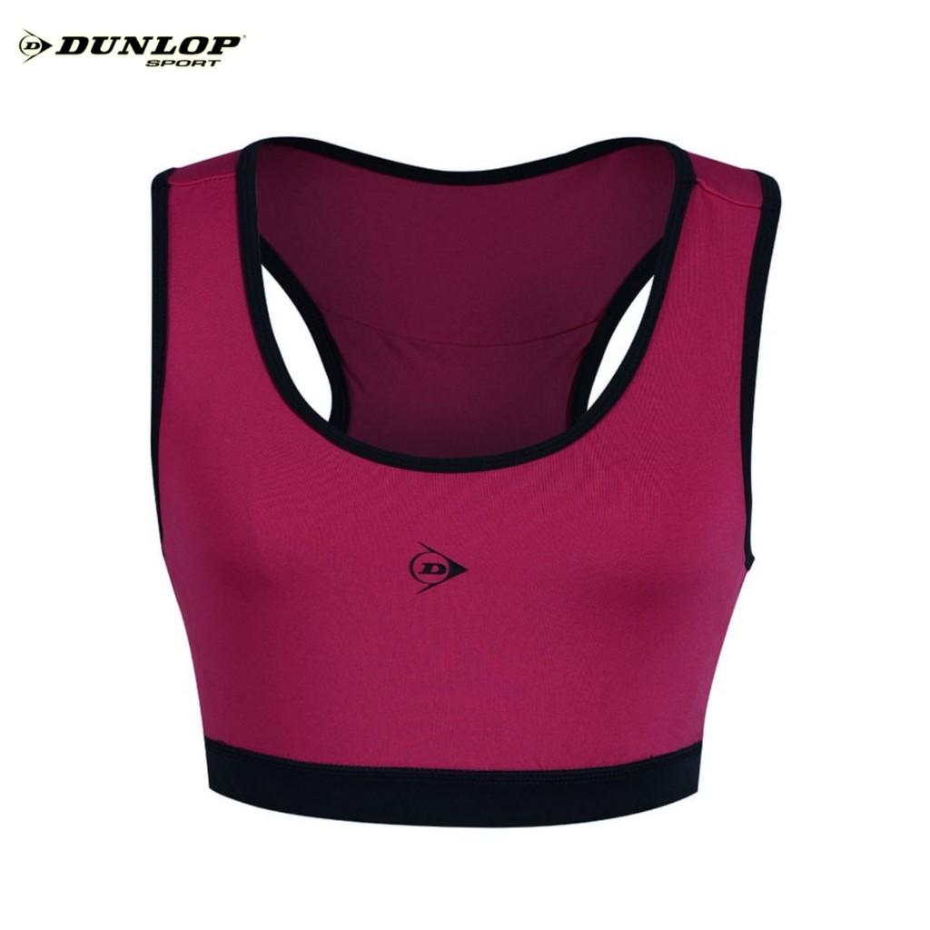 Áo Bra thể thao Nữ Dunlop - DAGYS9125-2B Thoáng khi co giãn...
