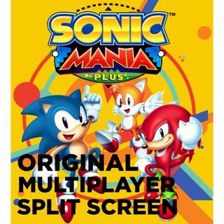 Sonic MANIA PC chính hãng chăm sóc sức khỏe thumbnail